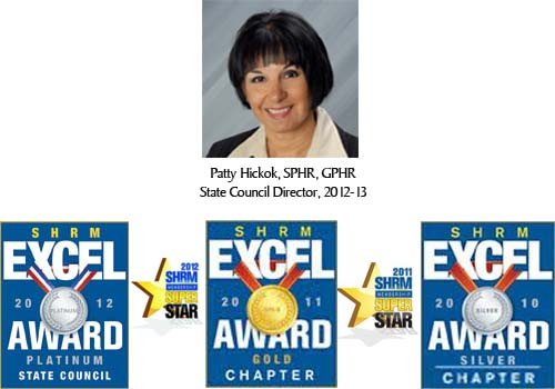 SHRM Awards for STate Council