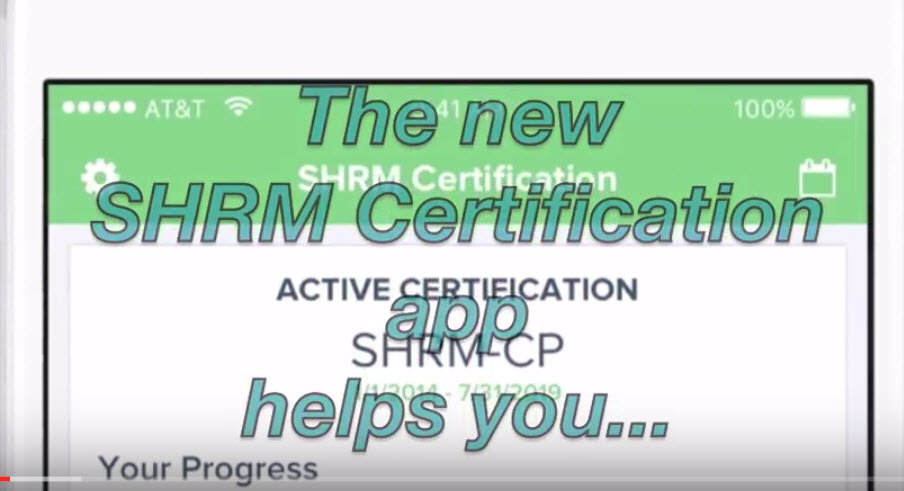 Certification Resources Alaska Shrm State Council